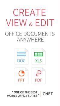 WPS Office पोस्टर