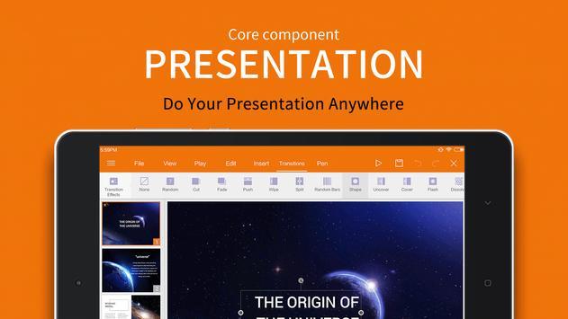 WPS Office स्क्रीनशॉट 13