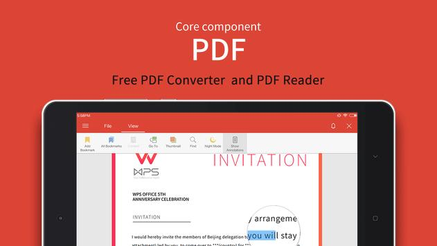 WPS Office скриншот 10