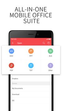 WPS Office screenshot 1