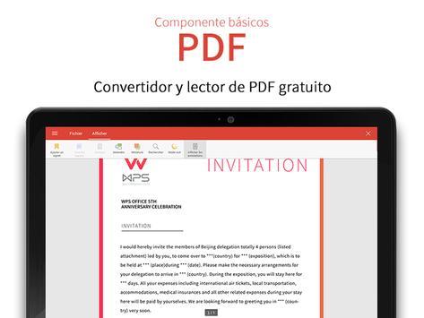 WPS Office captura de pantalla 10