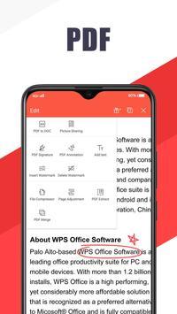WPS Office captura de pantalla 1
