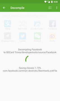 Dev Tools(Android Developer Tools) - Device Info imagem de tela 2