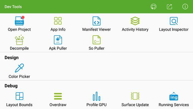 Dev Tools(Android Developer Tools) - Device Info imagem de tela 8