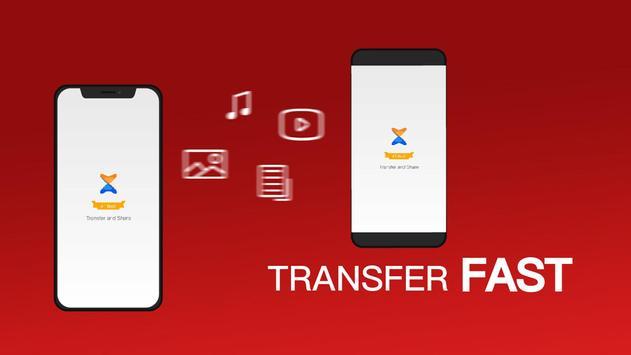 Share Music & Transfer Files - Xender poster