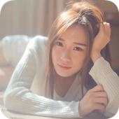 美女壁纸 - 清纯性感美女 icon