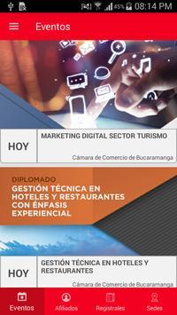 Cámara de Comercio Bucaramanga poster