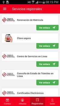 Cámara de Comercio Bucaramanga screenshot 3