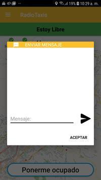 Radio Taxis Conductor screenshot 4