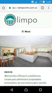 Olimpo screenshot 2