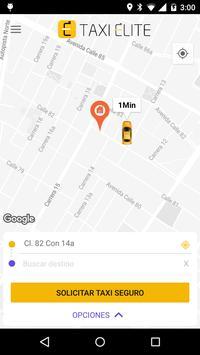 Taxi Élite screenshot 3