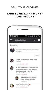 Trendier – Sell n' buy fashion screenshot 1