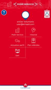 anDar Solidario screenshot 3
