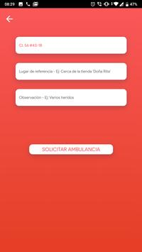 Ambulancias La Victoria screenshot 1