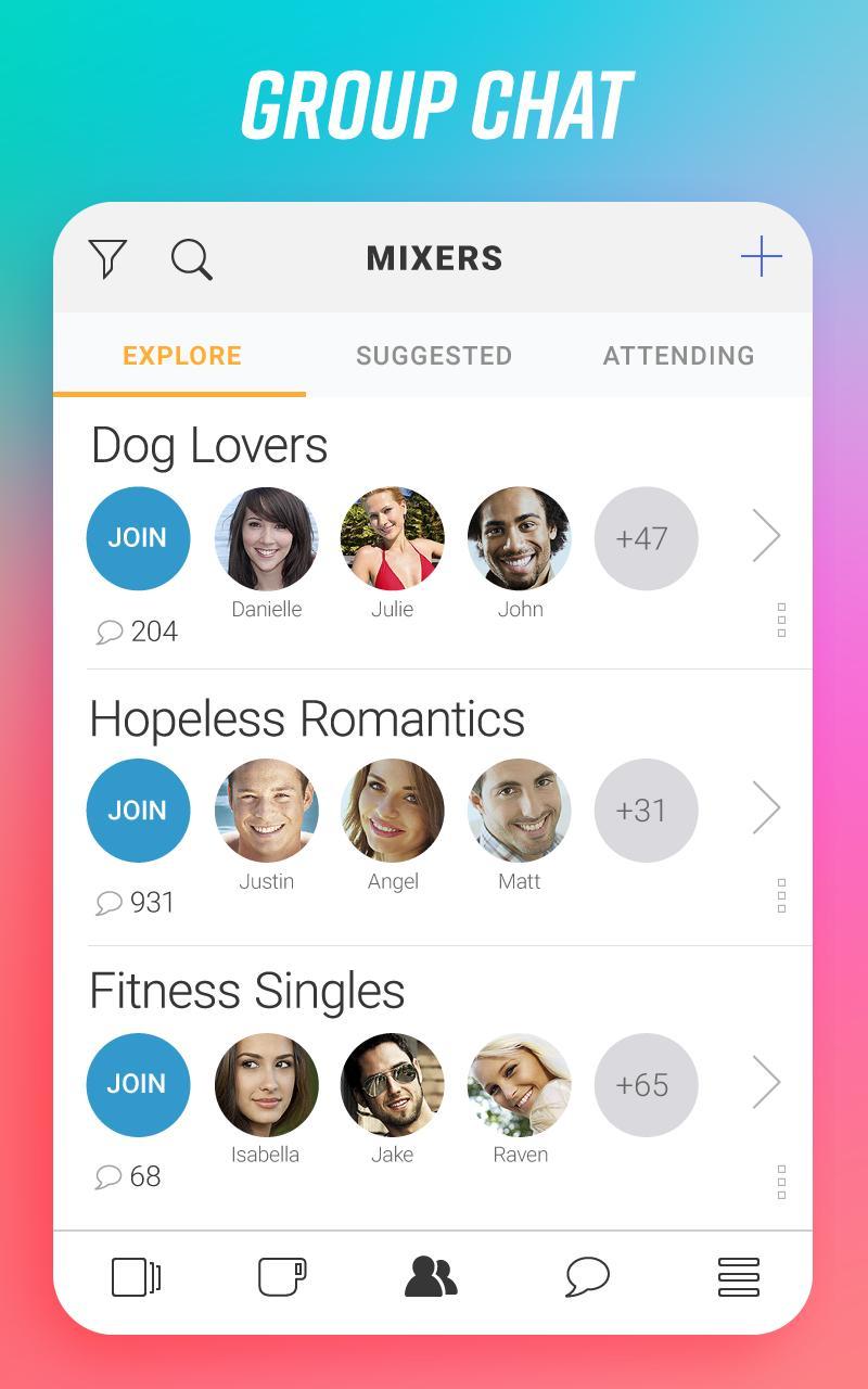 download clover dating app
