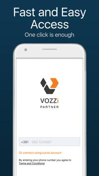 VOZZi Partner poster