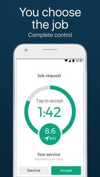VOZZi Partner screenshot 1