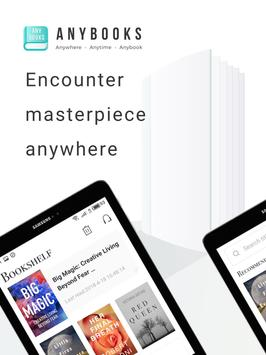 AnyBooks स्क्रीनशॉट 5