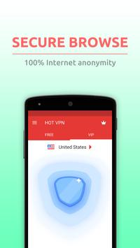 HOT VPN 截圖 2
