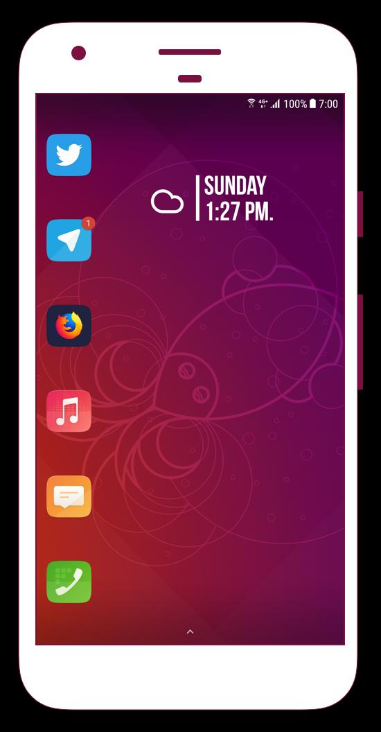 Ubuntu Touch icon pack for Android - APK Download