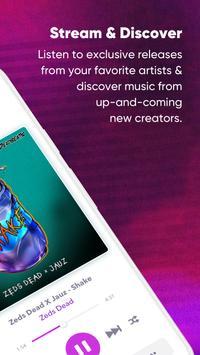 Audius Music screenshot 1