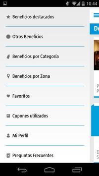 Beneficios CDA screenshot 3