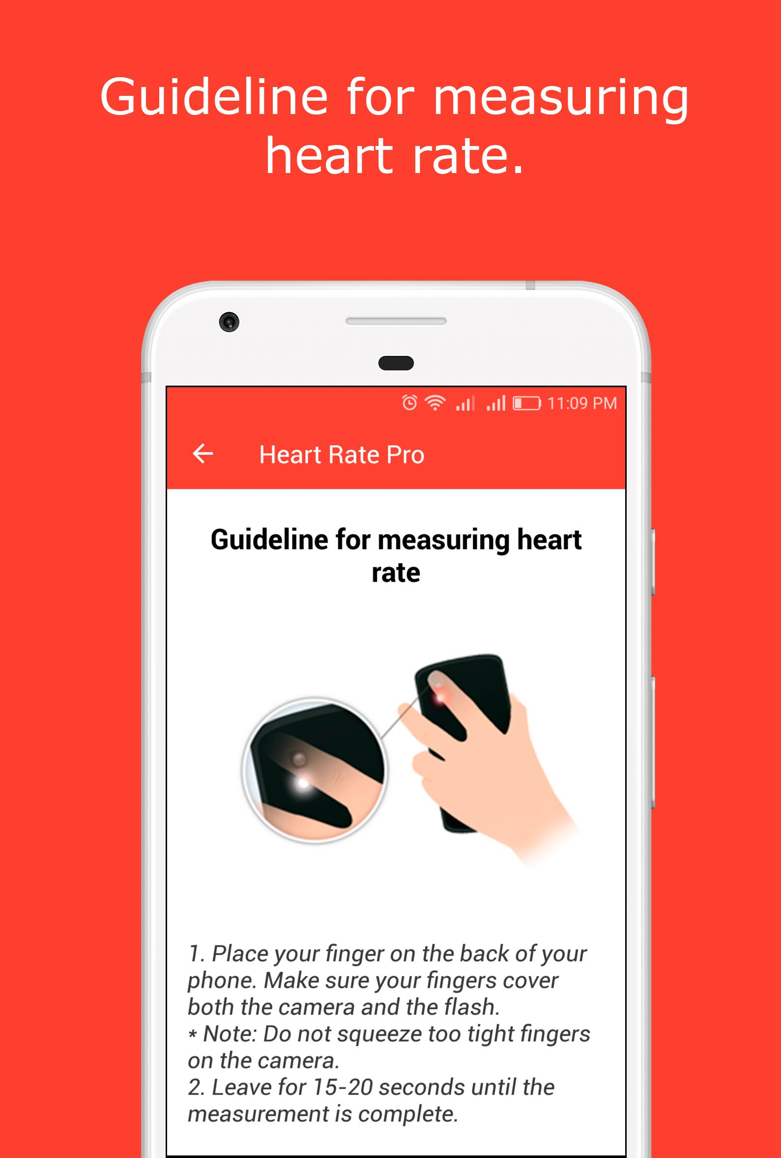 Heart Rate Pro for Android - APK Download