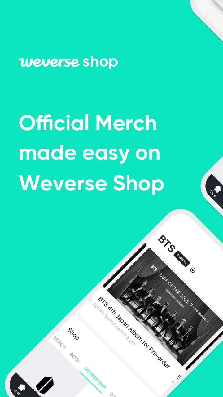Weverse Shop for Android - APK Download