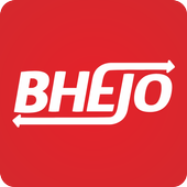 BHEJO: Book a Taxi, Send Parcels & Order Groceries icon