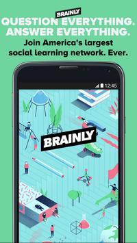 Brainly 海報