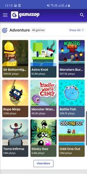 250 games in 1 app स्क्रीनशॉट 1