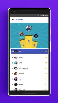(TV ads) Play & Win cash! Games khelo paise jeeto! screenshot 1