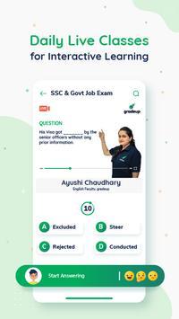 Exam Preparation App: Free Mock Test, Live Classes captura de pantalla 1