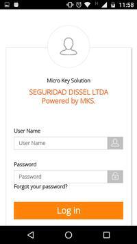 Seguridad Dissel screenshot 2