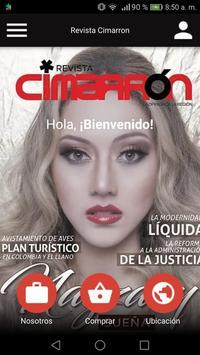 Revista Cimarron poster