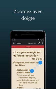 Aelf - Bible et lectures du jour تصوير الشاشة 5