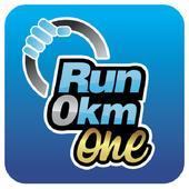 Run0km One icon