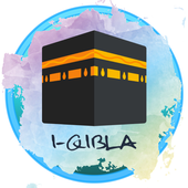 Qibla Compass for Namaz, Qibla Direction, القبلة icon