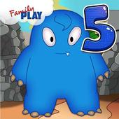 Monster School 5th Grade Games icon