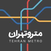 Tehran Metro 图标