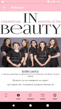 IN Beauty poster