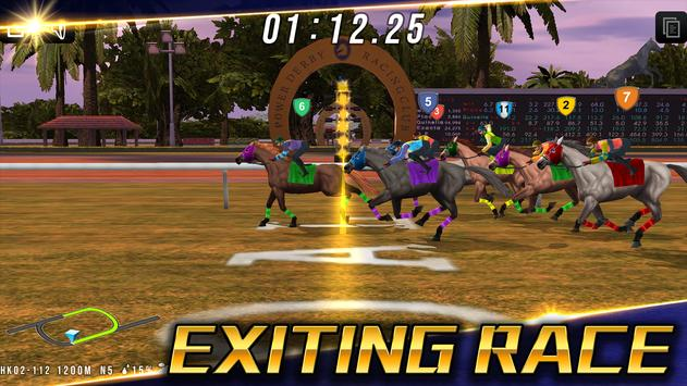 Power Derby - Live Horse Racing Game poster
