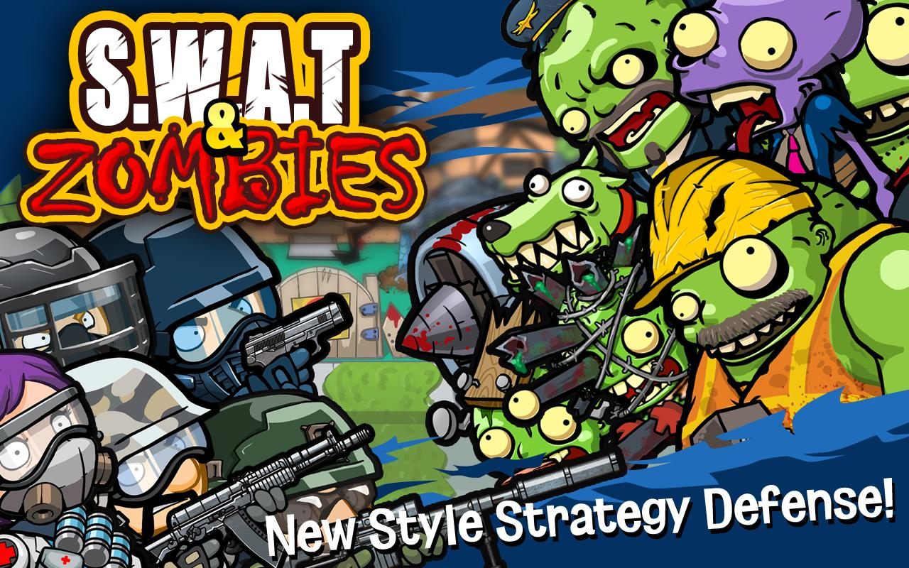 swat and zombies 1 mod apk