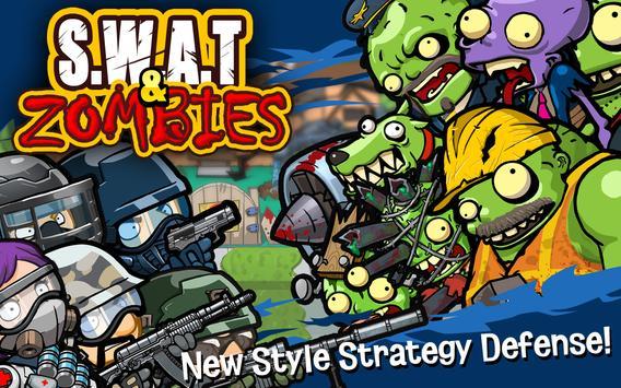 SWAT and Zombies - Defense & Battle syot layar 8
