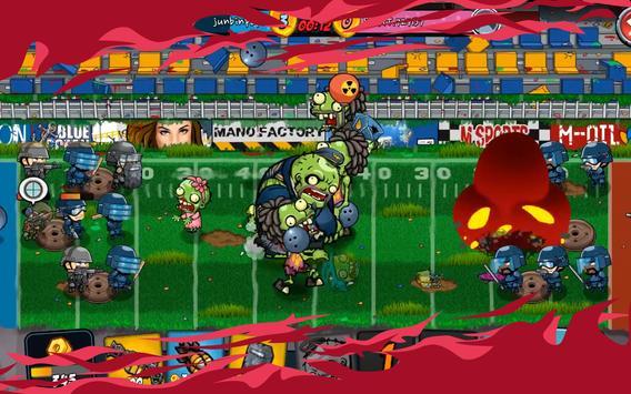 SWAT et Zombies capture d'écran 15
