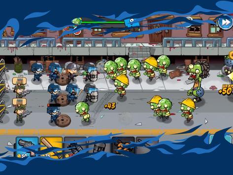 SWAT et Zombies capture d'écran 21
