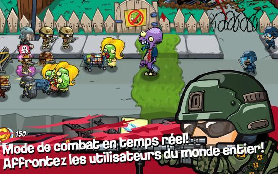 SWAT et Zombies capture d'écran 4