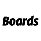 Boards icono