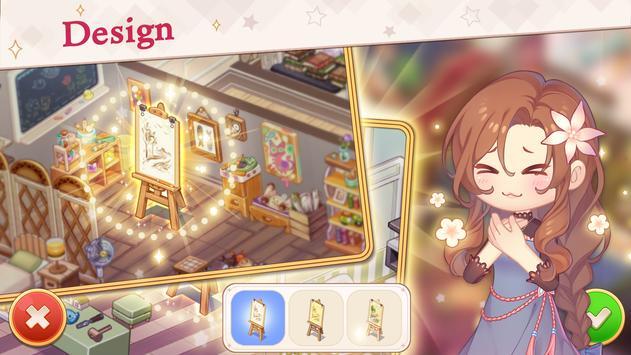 Kawaii Mansion captura de pantalla 2