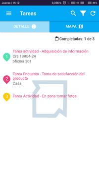 TaskGo screenshot 2